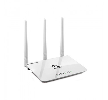 Roteador Wireless 300MBPS RE163 Multilaser