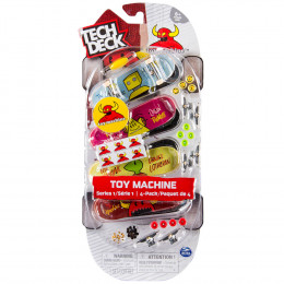 Tech Deck 4 Pack Multipack - Multikids Multilaser - BR338