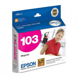 Cartucho Epson T103320 103 Magenta 11ml