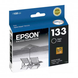 Cartucho Epson T133120 133 Preto 7ml