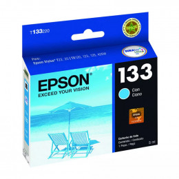 Cartucho Epson T133220 133 Ciano 5ml