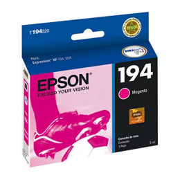 Cartucho Epson T194320 194 Magenta 3ml