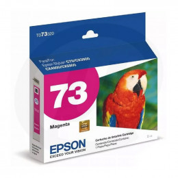 Cartucho Epson To73320 73n Magenta 5ml