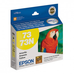 Cartucho Epson To73420 73n Yellow 5ml