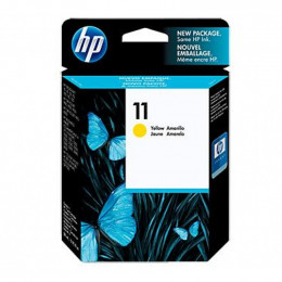 Cartucho Hp C4838-A 11 Yellow 28ml