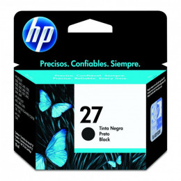 Cartucho Hp C8727-Ab 27 Preto 11ml