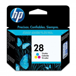 Cartucho Hp C8728-Al 28 Color 8ml