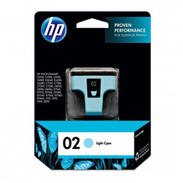 Cartucho Hp C8774-Wl 02 Ciano Claro 5,5ml