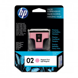 Cartucho Hp C8775-Wl 02 Magenta Claro 5,5ml