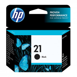 Cartucho Hp C9351-Ab 21 Preto 5ml