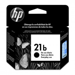 Cartucho Hp C9351-Bb 21b Preto 5ml