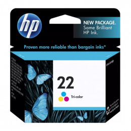 Cartucho Hp C9352-Ab 22 Color 6ml