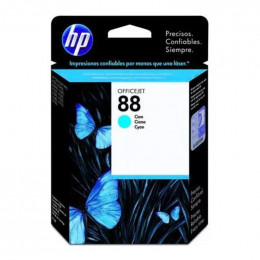 Cartucho Hp C9386-Al 88 Ciano 9ml