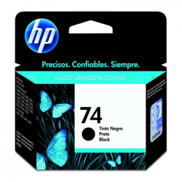 Cartucho Hp Cb335-Wb 74 Preto 6ml