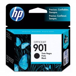 Cartucho Hp Cc653-Al 901 Preto 4,5ml