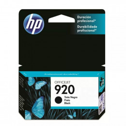 Cartucho Hp Cd971-Al 920 Preto 10ml