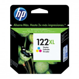 Cartucho Hp Ch564-Hl 122xl Color 6ml