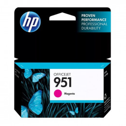 Cartucho Hp Cn051-Al 951 Magenta 8ml