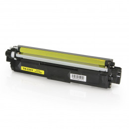 Cartucho de Toner Brother TN 225 Compativel Yellow HL3170, MFC9130, HL3140, MFC9020