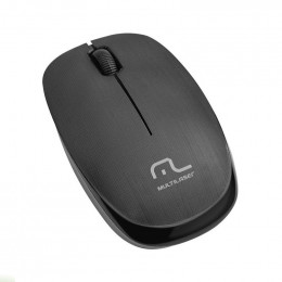 Mouse USB Óptico Wireless Preto Multilaser MO251