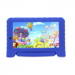 Tablet Multilaser Kid Pad Plus Azul 1GB Android 7.0 Wifi Memória 8GB Quad Core Multilaser - NB278