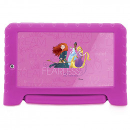 Tablet Multilaser Disney Princesas Plus Wifi 8GB Android 7.0 Tela 7