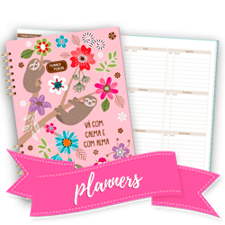 Papelaria Fina - Planners